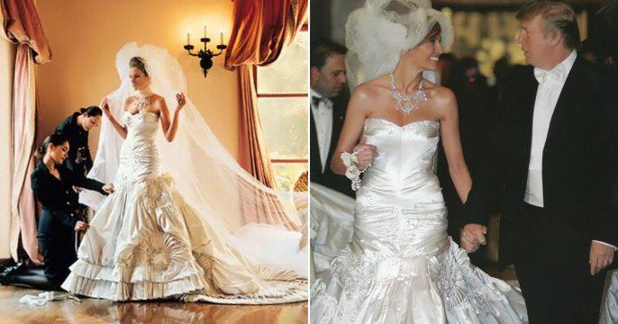las bodas millonarias de donald trump