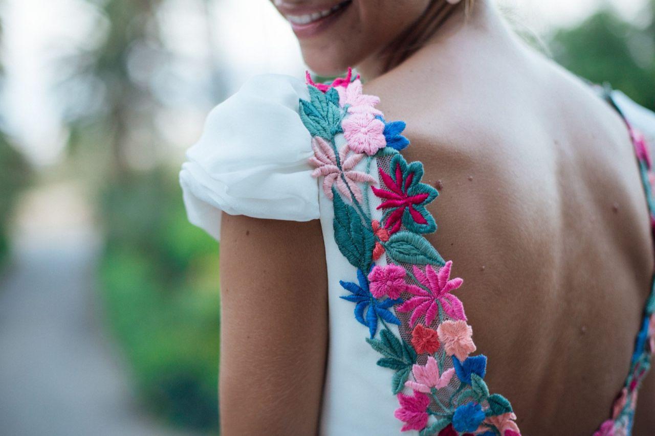Vestidos para boda mexicana de dia