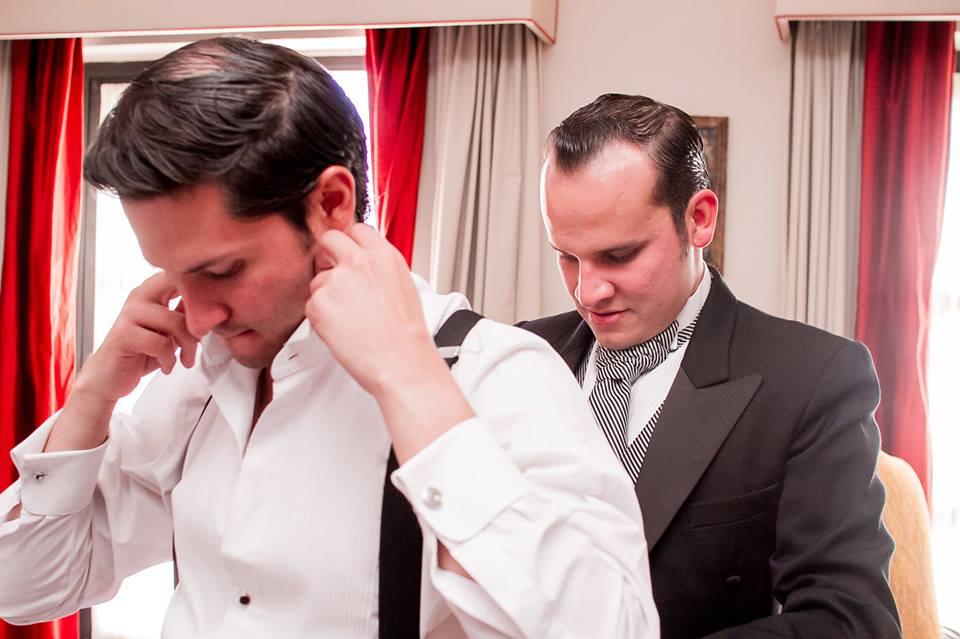 7 formas de hacer un nudo de corbata elegante para boda